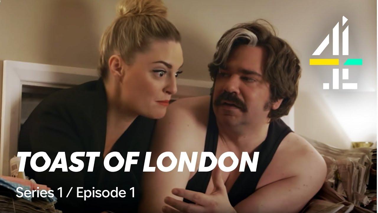Download Toast of London | British Comedy Starring Matt Berry | FULL EPISODE | Series 1, Episode 1