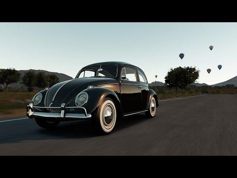 928 HP 1963 Volkswagen Beetle (Forza Horizon 2)