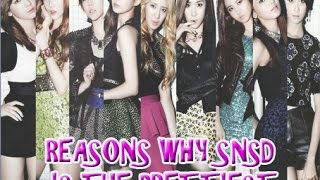 SNSD: PRETTIEST KPOP IDOLS - Stafaband