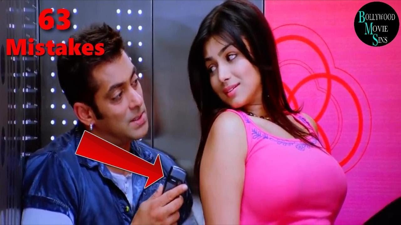 Download [EWW] WANTED FULL MOVIE (63) MISTAKES | WANTED FULL MOVIE FUNNY MISTAKES SALMAN KHAN