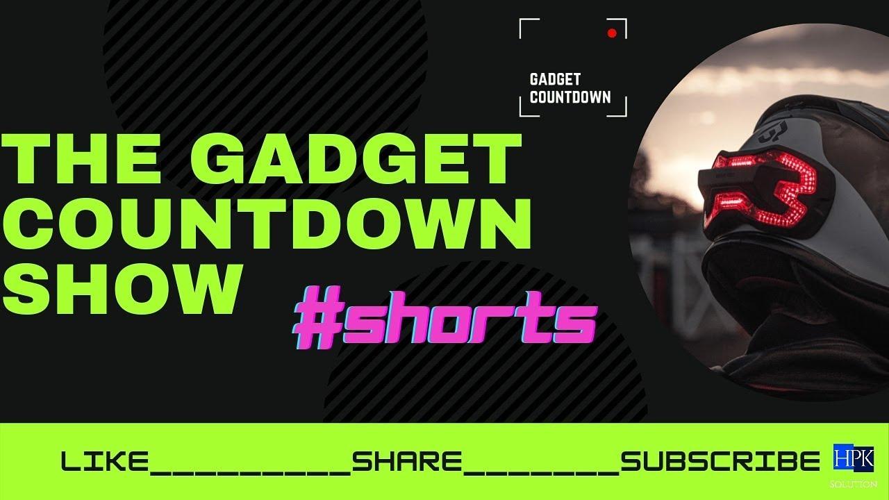 #shorts THE GADGET COUNTDOWN SHOW SHORTS