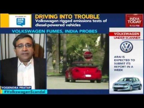 India Orders Probe Into Volkswagen Cars