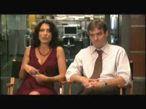 House Interview - Robert Sean Leonard and Lisa Edelstein