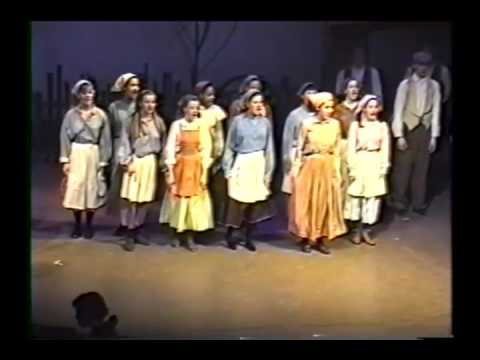Fiddler on the Roof - Lakeside School, 1991