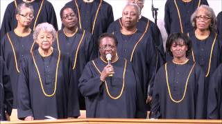 My Faith Looks Up to Thee   ASBCs Trinity Choir 01 13 13 8AM