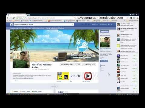 Cara buat Facebook Ads