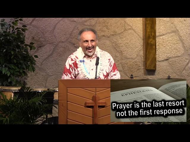 Prayer is the Answer - Ephesians 6:18-24