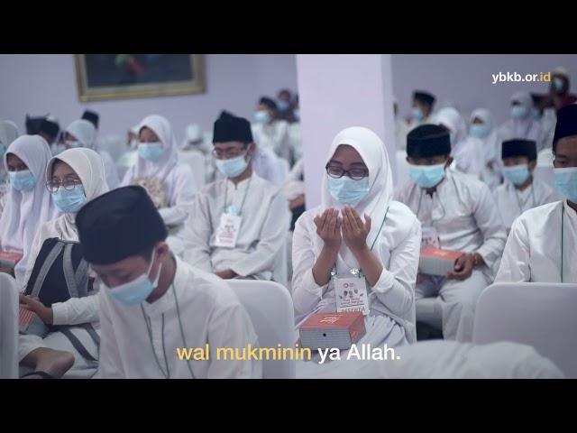 Ya Allah Kabulkanlah Do'a Kami Bersama Adik-Adik Yatim Untuk Bangsa Indonesia