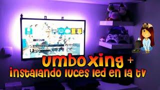 Instalar de Luces LED en la tv - almadgata