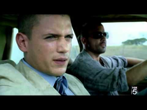 """Prison Break """"How could I forget a road called Sheep?"""""""