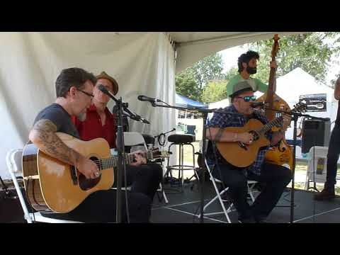J.P. Cormier _ Kevin Breit & Thunderwüde _ Kingsville Folk Fest 2017 _ II