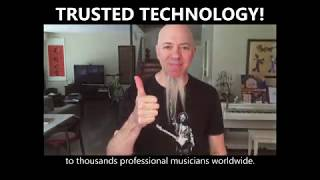 CME presents WIDI Master with Jordan Rudess of Dream Theater and Jim Gilmour of Saga