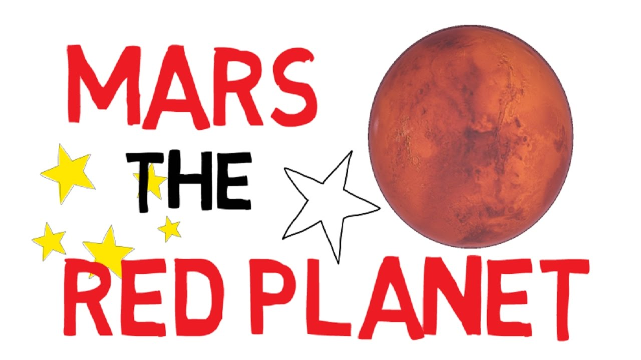 Why is Mars Called the Red Planet? - YouTube