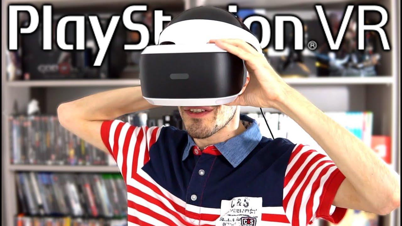 PS VR • Che cosa mi Convince (e che cosa No) della Realtà Virtuale di Sony