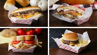 Download 4 Famous Sandwiches from 4 Cities Mp3 and Videos