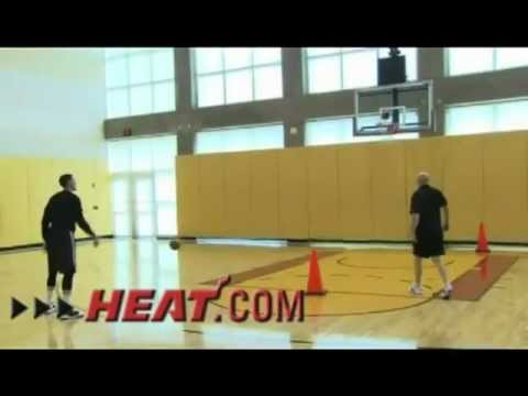 September 15, 2010 - Miami Heat - Mike Miller Workout