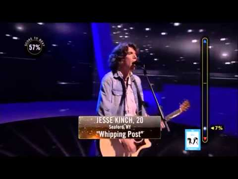Rising Star Duels - Jesse Kinch vs. Will...