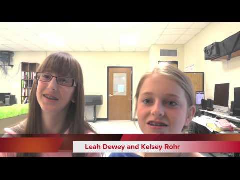 Pinkston Middle School Newscast May 2014
