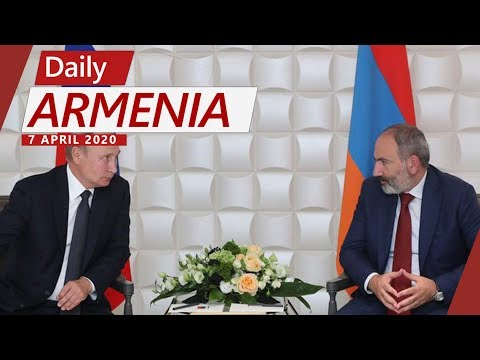 New Weapon Being Developed in Armenia, Pashinyan Says