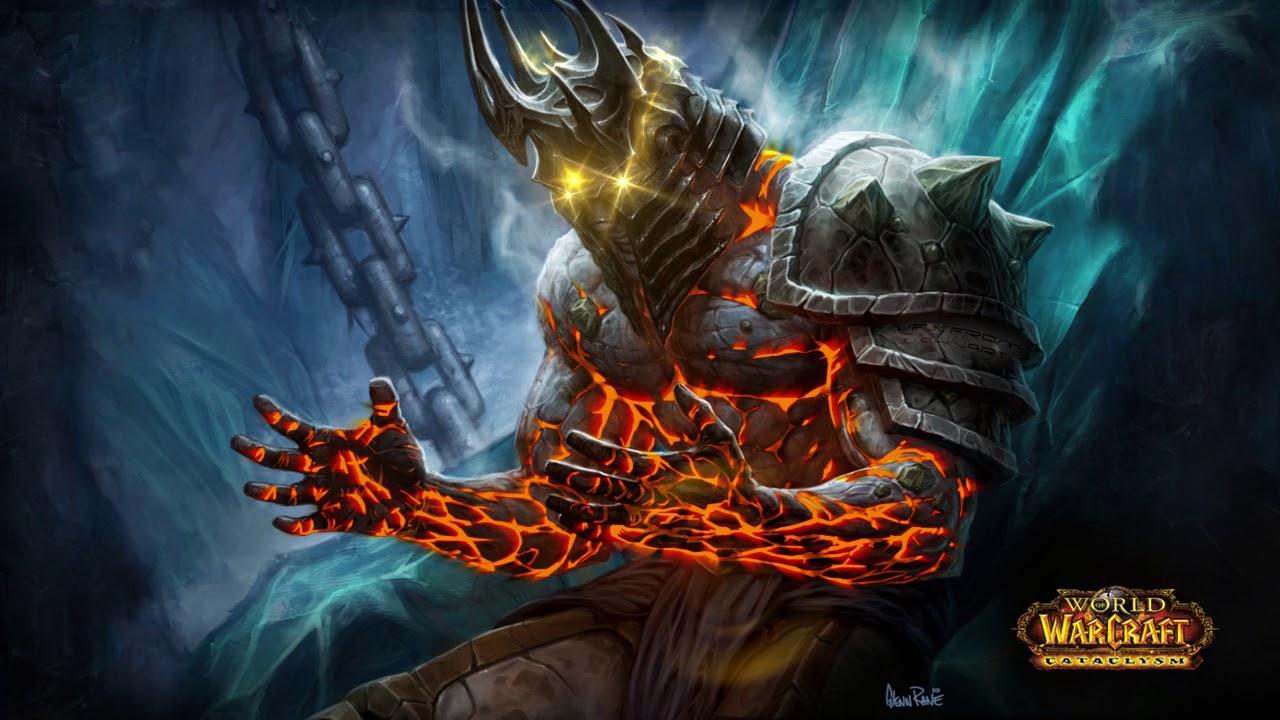 World Of Warcraft Cataclysm King Wallpaper Dreamscene Youtube