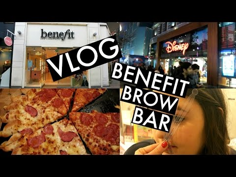 Vlog | Benefit Brow Bar And Day In London!