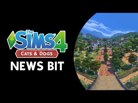 The Sims 4 News Bit: Upcoming Patch Features, NEW PETS INFO, And More!