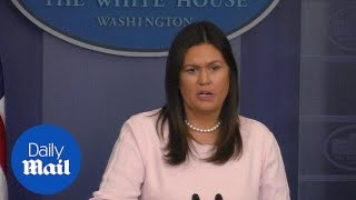 Huckabee Sanders: Our Crimea policy has not changed