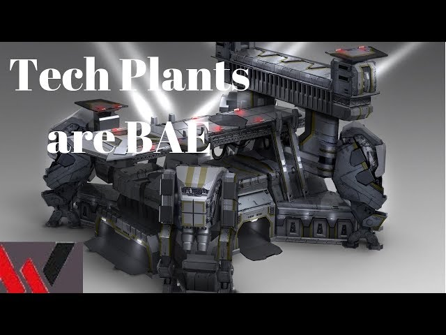 Wrel Explains Tech Plants