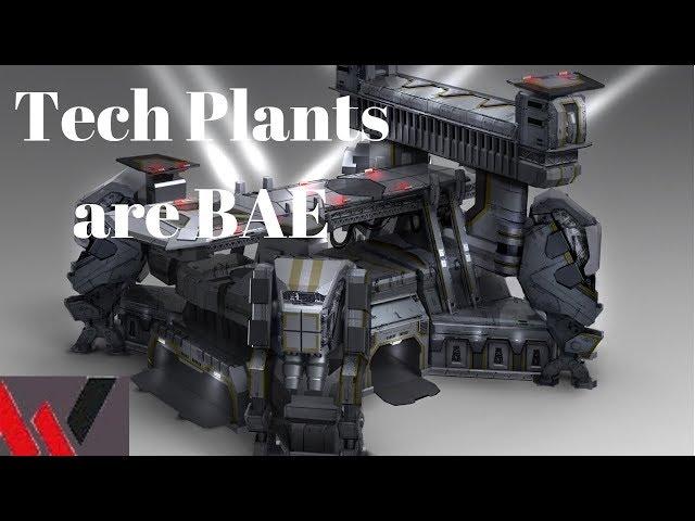 Wrel Explains Tech Plants