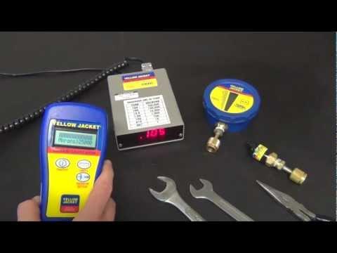 Yellow Jacket 69073 Gauge Sensor