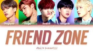AB6IX (에이비식스) - Friend Zone (Han|Rom|Eng) Color Coded Lyrics/한국어 가사