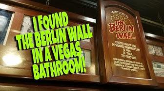 The Berlin Wall in Las Vegas