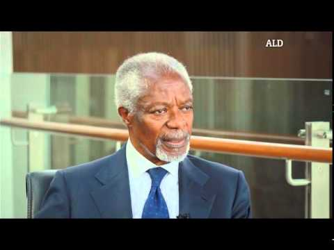 ALD interview with Koffi Annan
