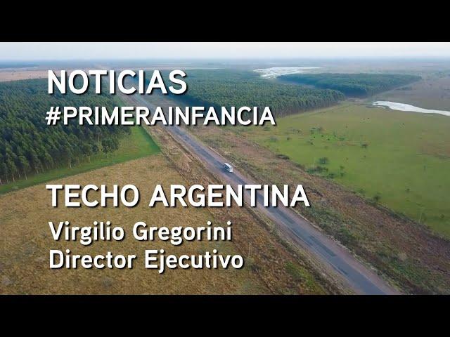 Ministerio de la Primera Infancia - TECHO ARGENTINA