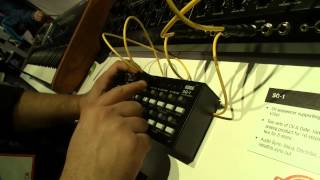 NAMM 2015: Korg MS-20 Desktop Kit and SQ-1 Sequencer
