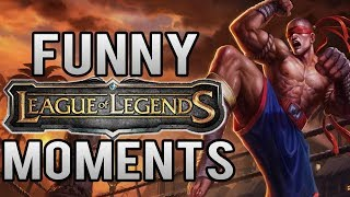 LOL / PLAYS & FUNNY MOMENTS #1