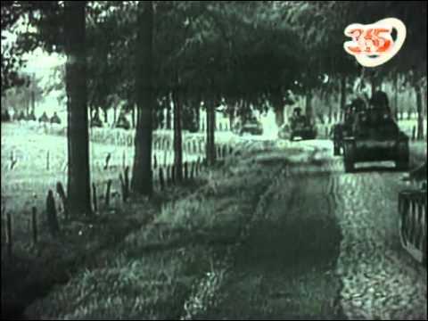 Начало Второй мировой войны. Разгром Польши.