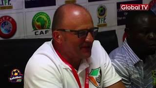WALICHOKISEMA Makocha wa TZ na Sudan Baada ya Kuchapwa 5 -0
