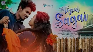 Topol Sagai || Santali Video || Marshal Hansda || Pallavi & Avinash ||