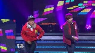 OFFROAD - Be bop, 오프로드 - 비밥, Music Core 20121103