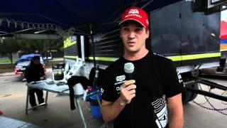 Rally Argentina 2012-Nicolas Fuchs: Fin del reconocimiento de la hoja de ruta.