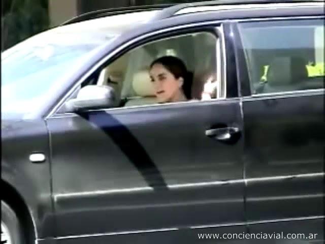 2013 - Chile - Carabineros - Cinturón de seguridad