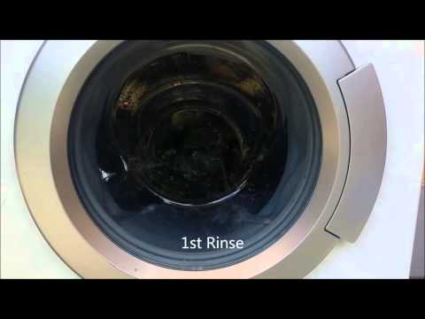 siemens e 14 47 varioperfect waschmaschine youtube. Black Bedroom Furniture Sets. Home Design Ideas