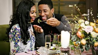 'pulledtogether' Diy Valentine's Day Hack # 4: Roasted Beets & Arugula Salad