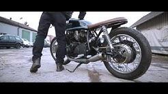 Gs750 Racer Cafe Parts Suzuki