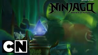 Ninjago: Masters of Spinjitzu - Curseworld, Part I (Clip 1)