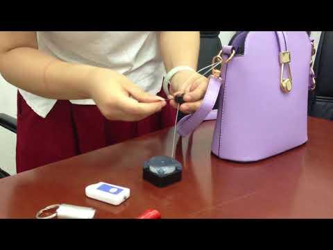 EAS Mini Cable Alarm Tag, EAS System Alarm,Mini KabLoc
