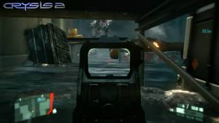 Crysis 2 PC Gameplay HD Part 4