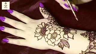 Latest mehndi designs 2019 simple arabic bridal mehndi designs for full hands