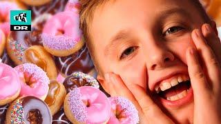 Irfan laver kæmpe kaloriebombe-donut: Får sygt ondt i maven! l Ultra Ægte l Ultra
